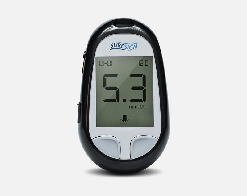 Suresign Resure Blood Glucose Meter